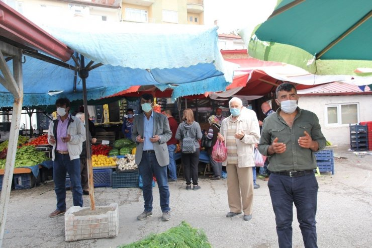 Sungurlu'da 'Pazar Duası' geleneği yaşatılıyor