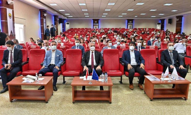 Diyarbakır'da Mesleki Yeterlilik Belgelendirme Merkezinin açılışı yapıldı