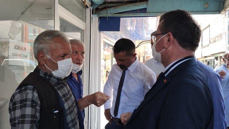 Gaziantep'te CHP'li belediye başkanlarına HDP tepkisi