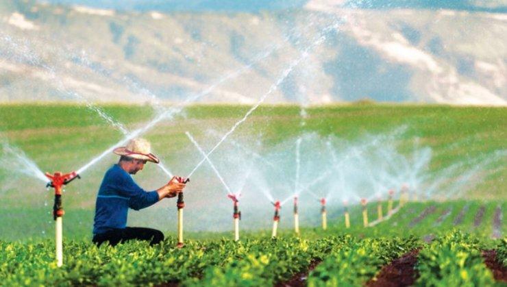 Eskişehir'de sulama sezonu başladı
