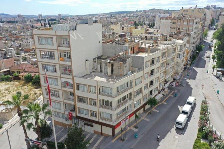 Cumhuriyet Caddesi cephe sağlıklaştırma projesi