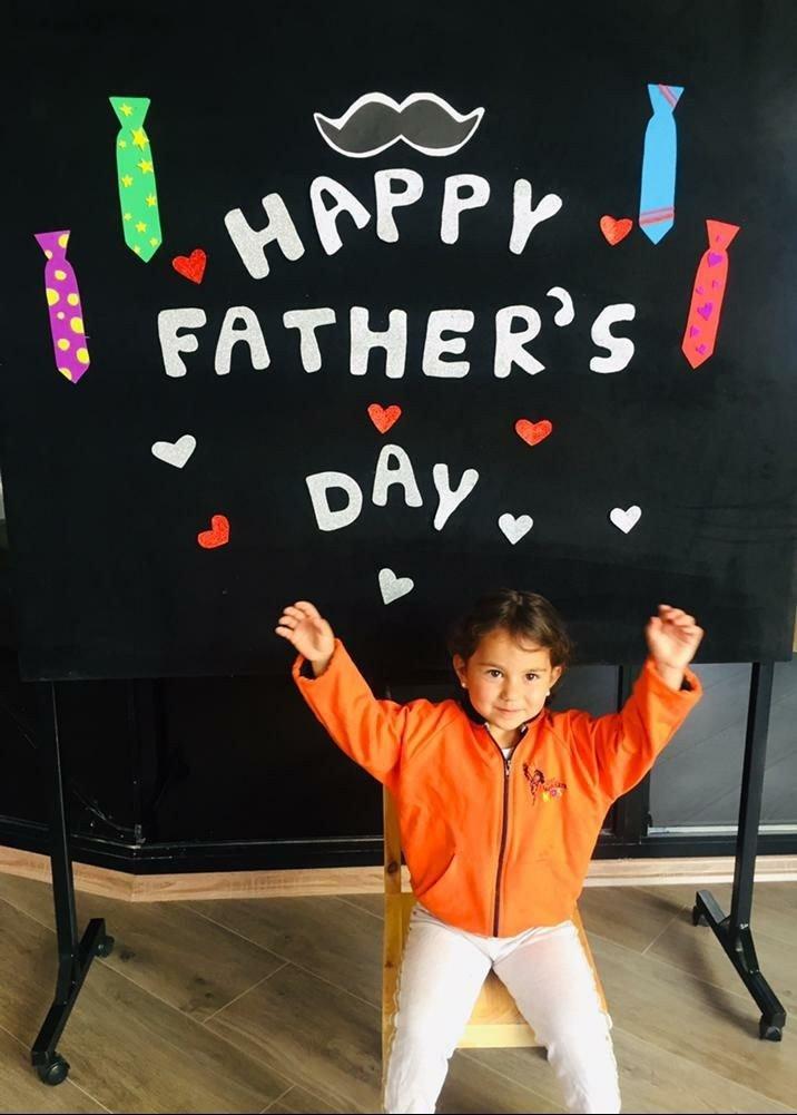 Anaokulunda Babalar Günü
