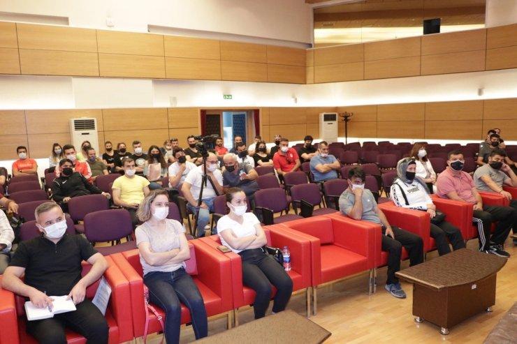 """Ali İhsan Kabakcı: """"Heyecanla bekliyoruz"""""""