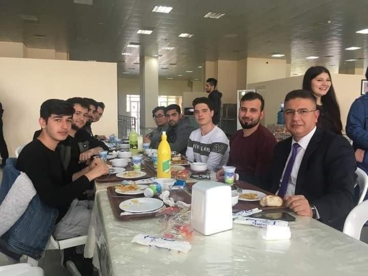 BAÜN'de rektör-öğrenci buluşmaları devam edecek