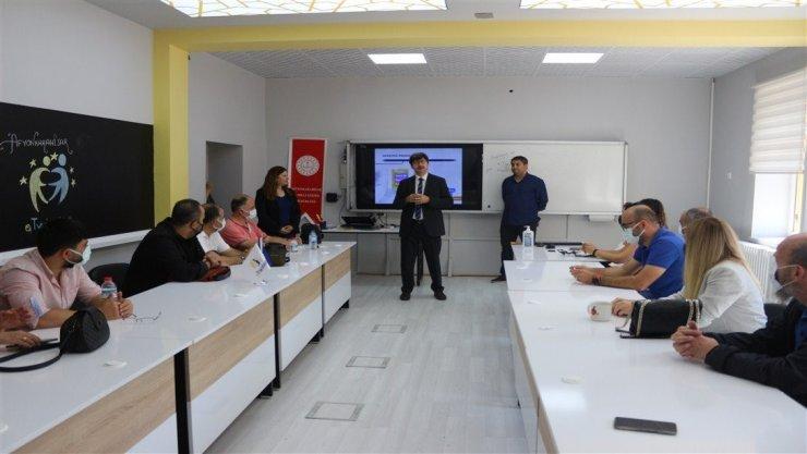 Afyonkarahisar'da drone eğitimleri başladı