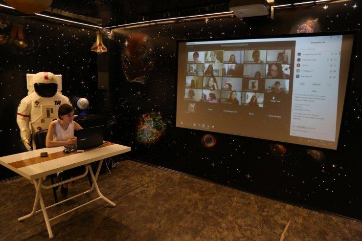 Eyüpsultan Astronomi Yaz Okulu online eğitimle başlıyor