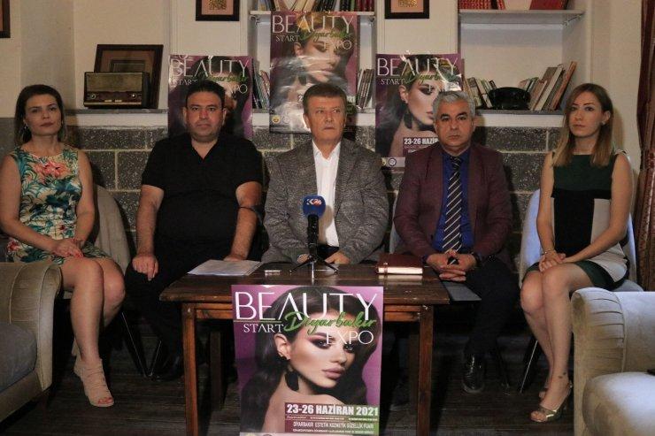 Diyarbakır, Kozmetik ve Güzellik Fuarına hazır