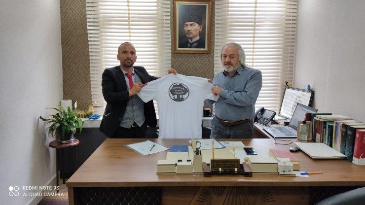 TYB Erzurum Şubesi ile Köy Okulum Derneği 50 okulda kütüphane kuracak