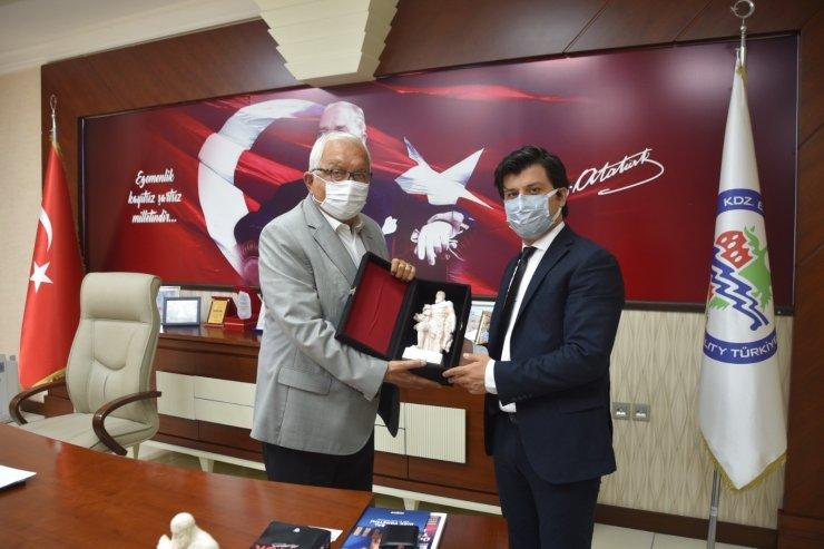 Başsavcı Yücedağ'dan Başkan Posbıyık'a veda ziyareti