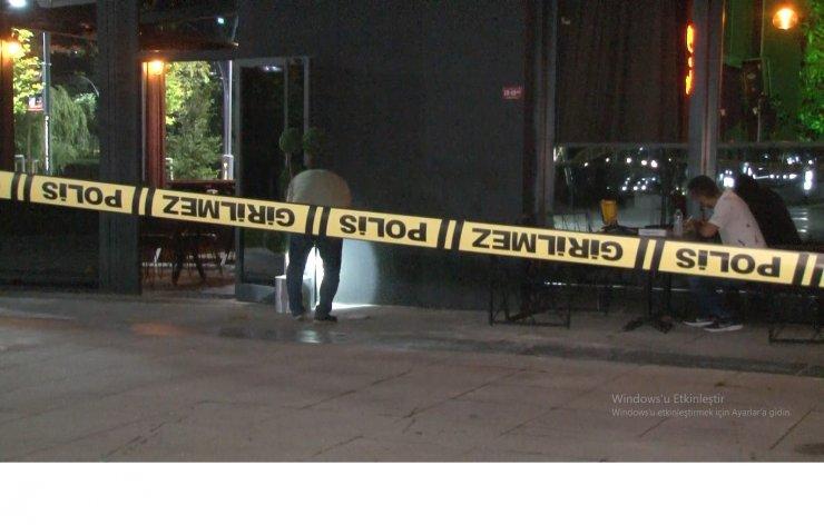Başakşehir'de silahlı bir grup, restoranı kurşun yağdırdı: 1 yaralı