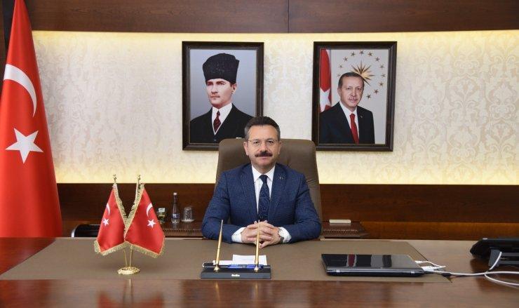 """Vali Aksoy, """"Aydın Türkiye genelinde büyükşehirler arasında en iyi 3'üncü il"""""""