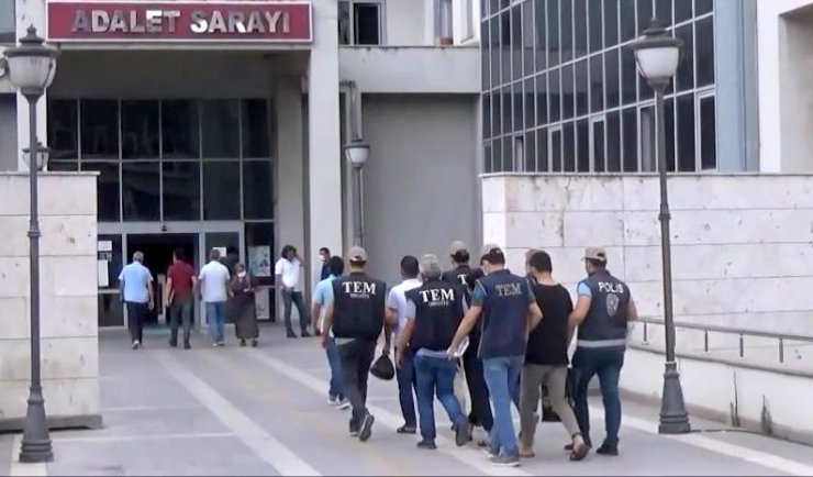 PYD/YPG'ye 3 ilde operasyon