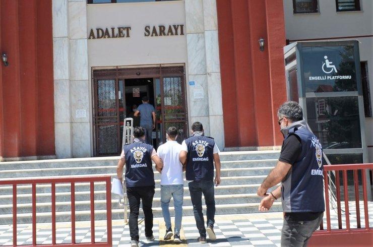 Saman satış ilanı vererek dolandırıcılık yapan şahıs tutuklandı