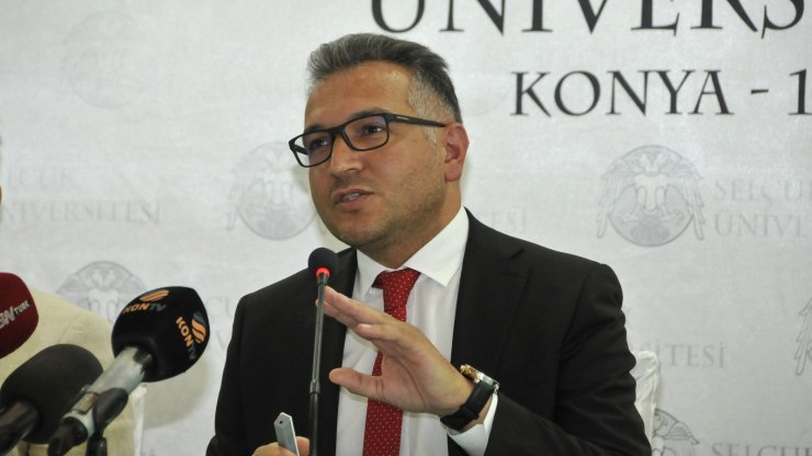 """Rektör Prof. Dr. Aksoy: """"Hedefimiz, gelenekle geleceği buluşturan Selçuk Üniversitesini daha da üst sıralara taşımak"""""""