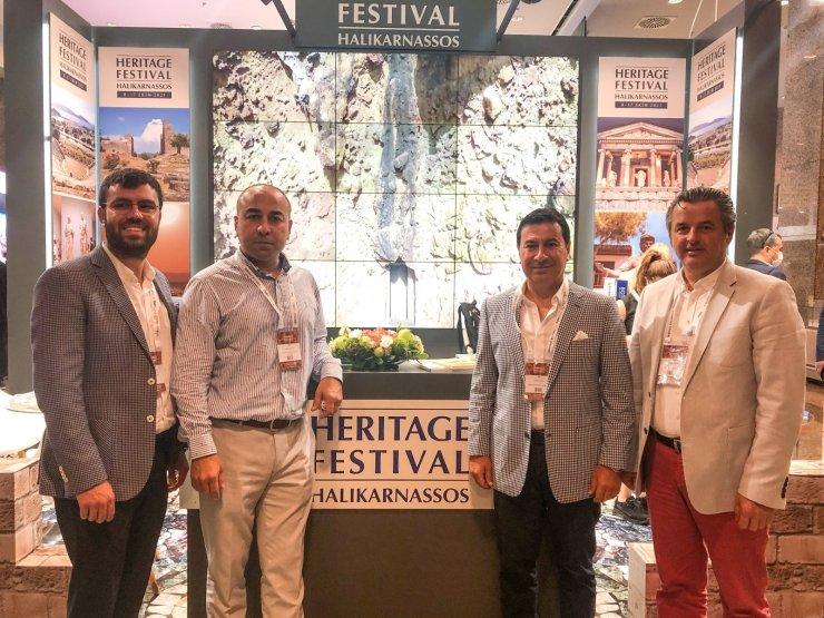 Türkiye'nin en büyük kültürel miras fuarında Bodrum tanıtıldı