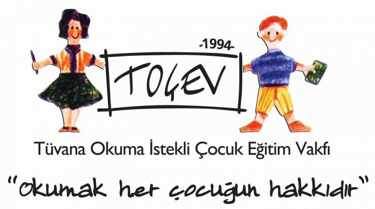Varol Yaşaroğlu TOÇEV çocuklarıyla bir araya geldi