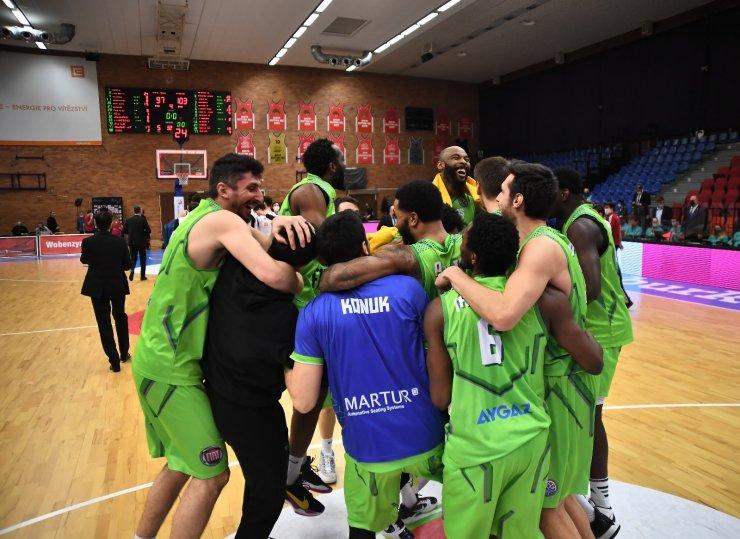 Tofaş Basketbol Takımı, Şampiyonlar Ligi'nde mücadele edecek