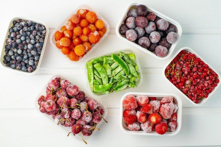 Dondurulmuş meyve sebze ihracatı yüzde 32 arttı