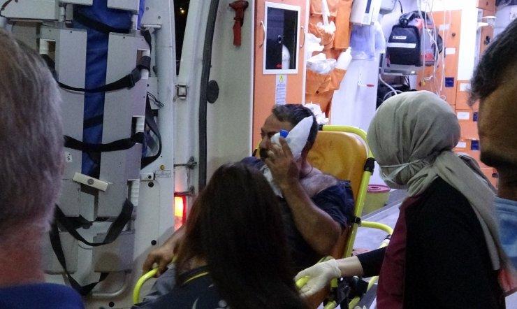 Tokat'ta silahlı kavga: 9 yaralı