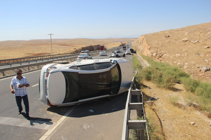 Bayram dönüşü zincirleme kaza: 8 yaralı