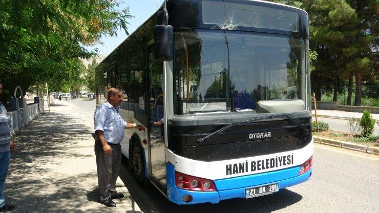 Hani'de ücretsiz otobüs seferleri başladı