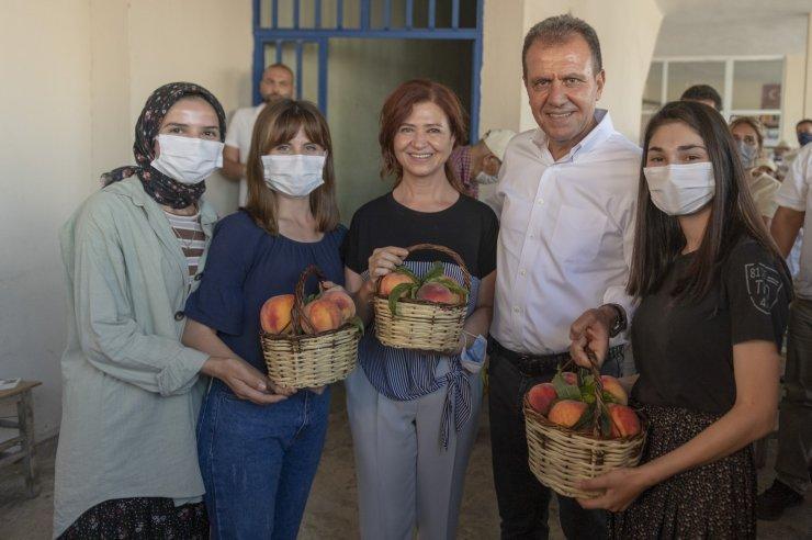 Başkan Seçer, hafta sonunda yaylalarda vatandaşlarla buluştu