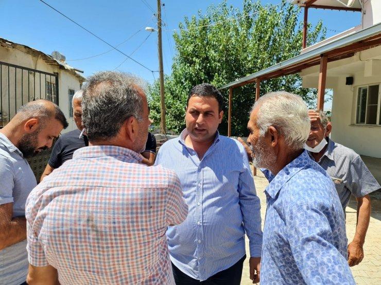 Başkan Yıldırım 3 günde 3 belde ve 30 köy ziyaret etti