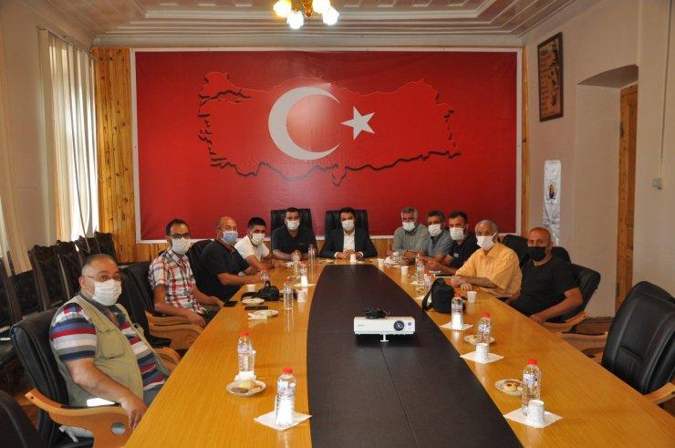 KATSO Başkanı Alibeyoğlu, gazetecileri unutmadı