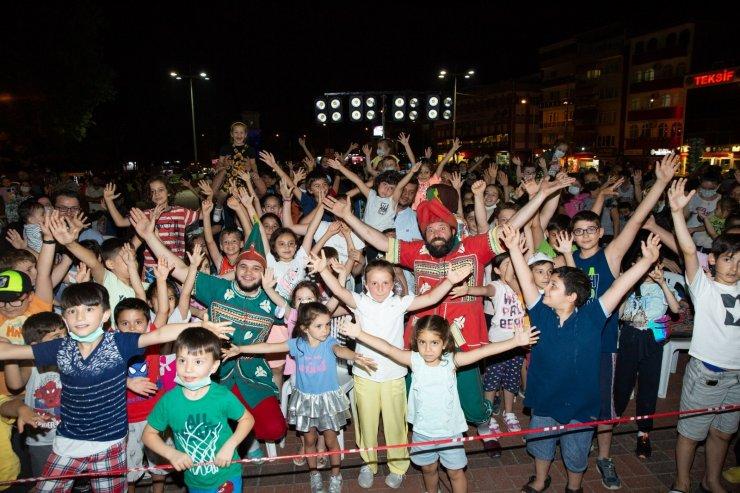 Bursa sokakları Bir NeFestival'le renkleniyor