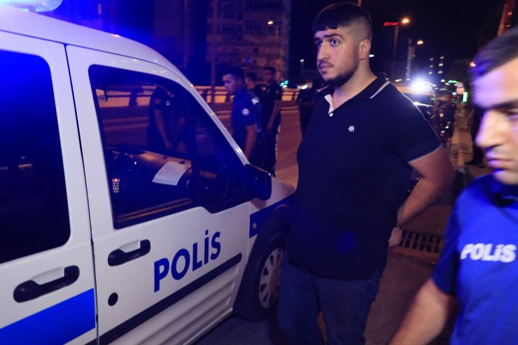 Adana'da bar çıkışı silahlı kavga: 3 yaralı