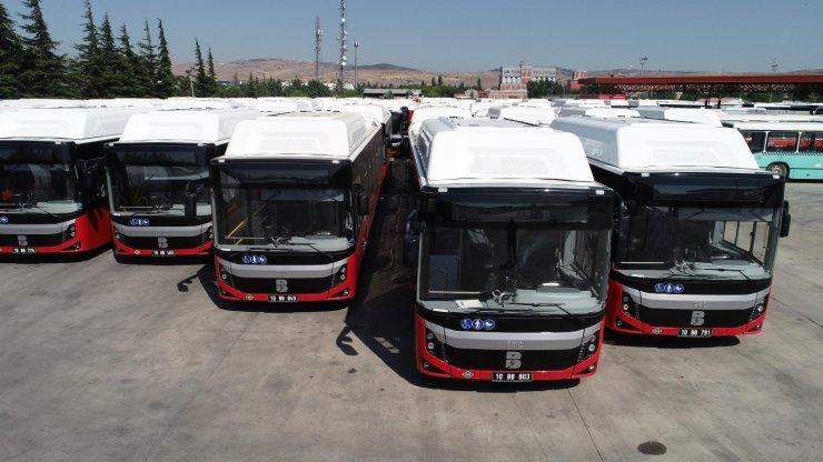 Balıkesir Büyükşehir araç filosunun gücüne güç kattı