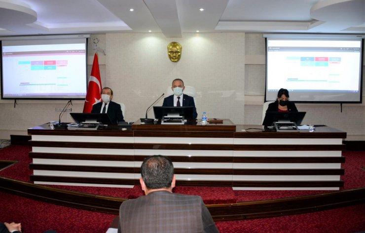 2021 yılı 3. dönem Koordinasyon Kurulu Toplantısı gerçekleştirildi