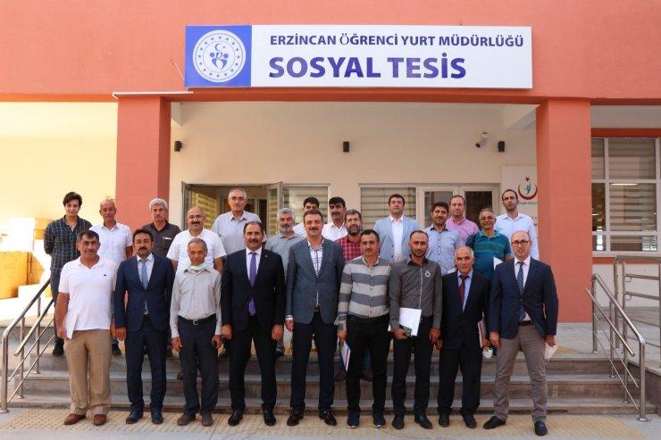 EDEP Erzincan Temmuz ayı toplantısı yapıldı