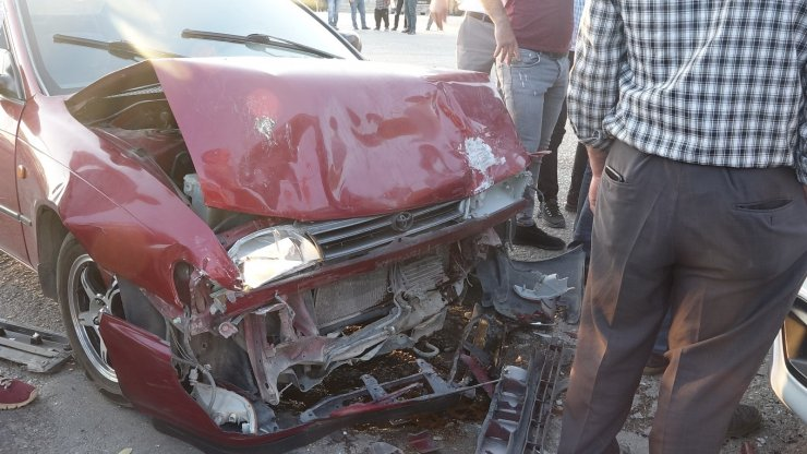 Erciş'te trafik kazası: 7 yaralı