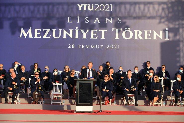 """Turkcell GM Erkan, yeni mezunlara seslendi: """"Vakit kaybetmeden harekete geçin"""""""