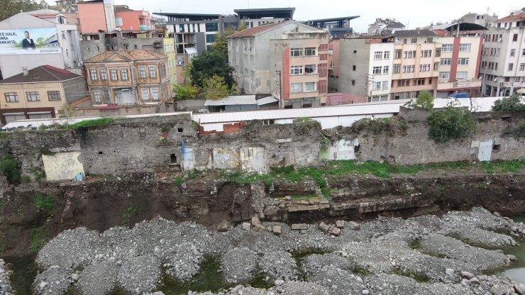 Trabzon'da açık hava arkeoloji müzesi Kurulacak