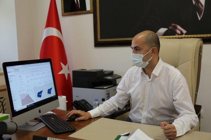 """Tunceli İl Sağlık Müdürü Özdemir: """"Aşı olan gruptan hastane yatışı mevcut değil"""""""