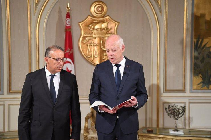 Tunus Devlet Başkanı Said, Garsillavi'yi yeni içişleri bakanı olarak atadı