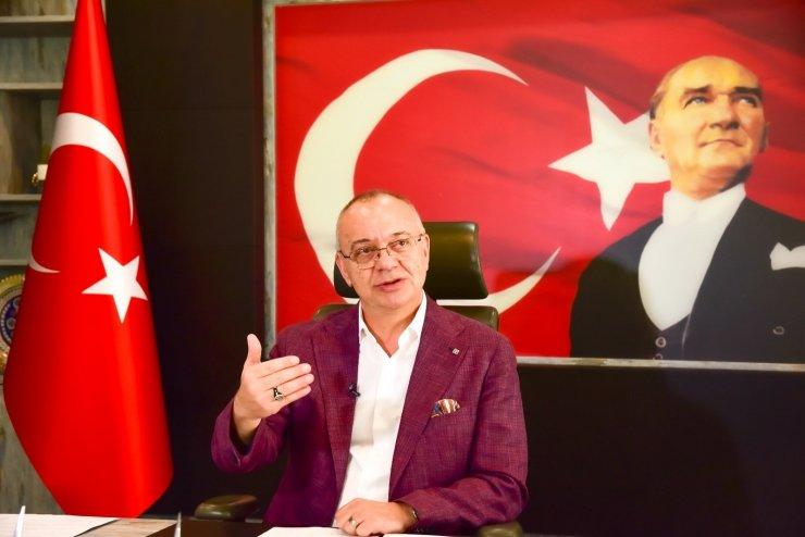 Başkan Ergün'den bir müjde de Kırkağaç'a