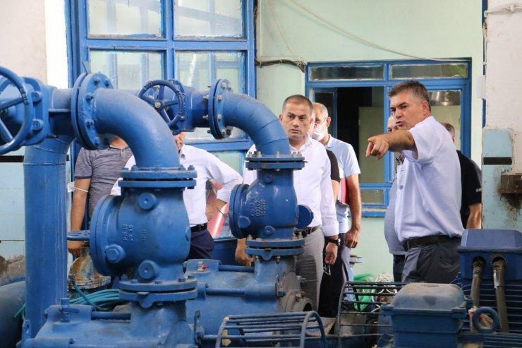 Kullanılan sistem sayesinde hem su hem de elektrik tasarrufu sağlanıyor