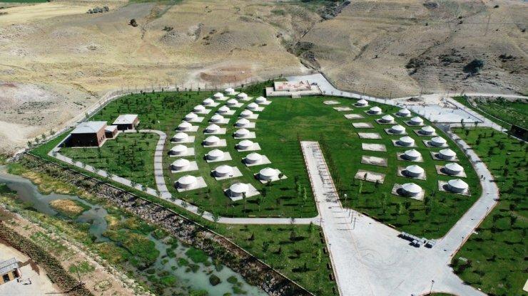 Türkiye'nin ikinci büyük millet bahçesinde sona gelindi