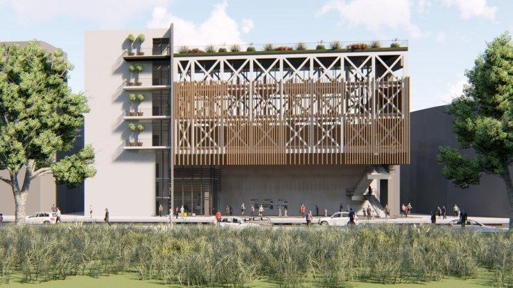 Ereğli'de Kültür ve Sanat Merkezi ihalesi yapıldı