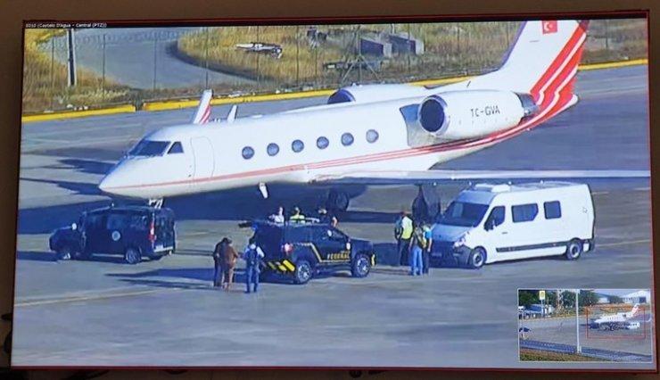 Brezilya'da özel jete yapılan operasyonda bin 304 kilogram kokain ele geçirildi