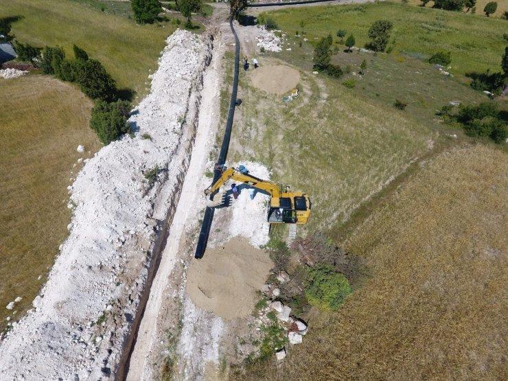 Domaniç Çukurca Barajı 7 bin 510 dekar alanı sulayacak