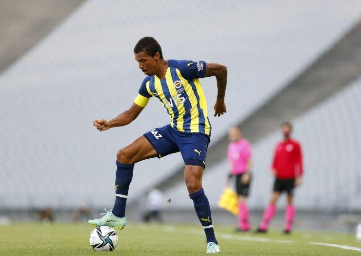 Hazırlık maçı: Fenerbahçe: 1 - Dinamo Kiev: 1