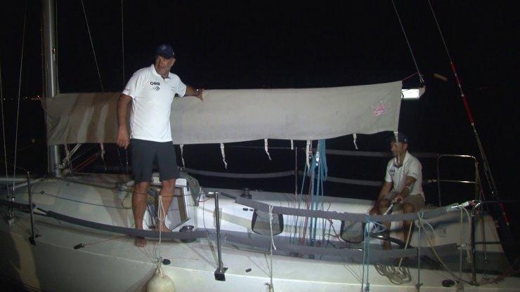 Türk yelken takımı Alize Ocean Racing, zorlu okyanus yarışı için yola çıktı