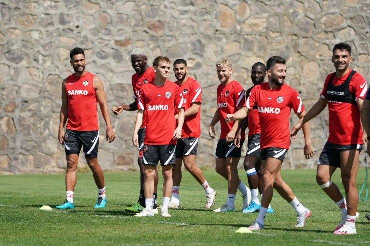 Gaziantep FK, Sivasspor maçı hazırlıklarını tamamladı