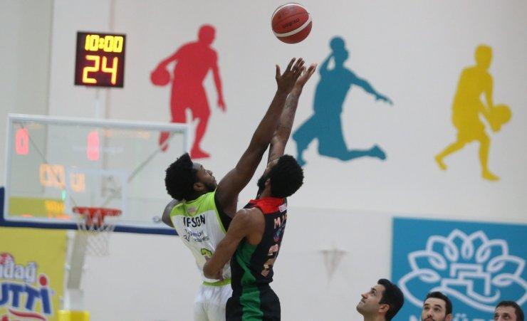Frutti Extra Cup: Semt 77 Yalovaspor: 59 - Merkezefendi Belediyesi Basket: 56