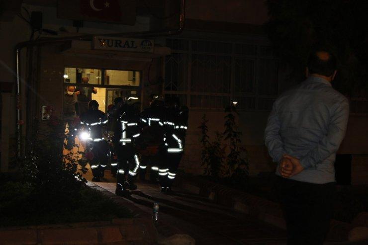 Bina sakinleri kokudan rahatsız oldu, evde ceset bulundu