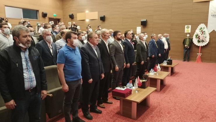 Kırşehir'de iş insanları başarı hikayelerini paylaştı